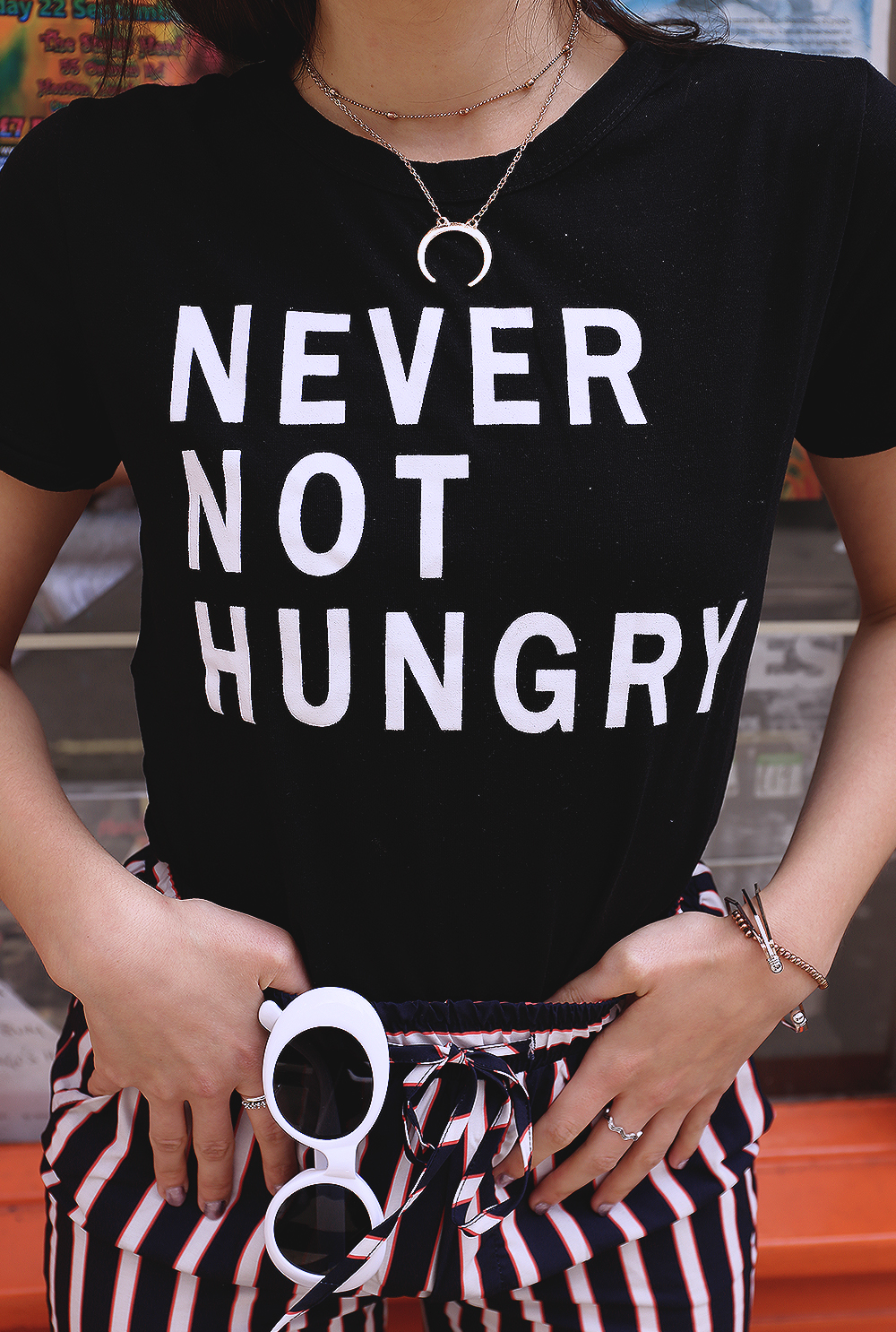 Never Not Hungry