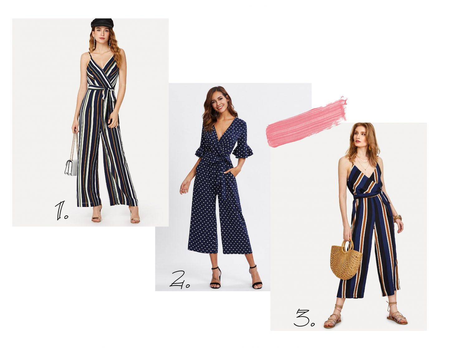 9 Jumpsuits for Summer with SheIn
