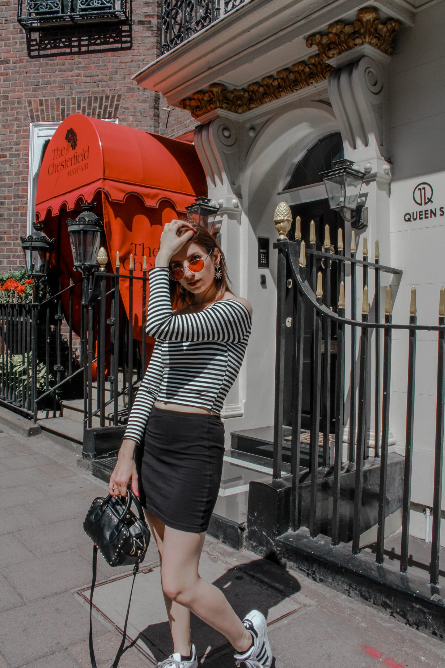 How to Wear a Stripe Top