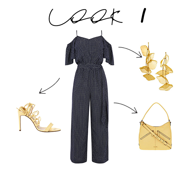 3 Ways to Wear Jumpsuits at Work