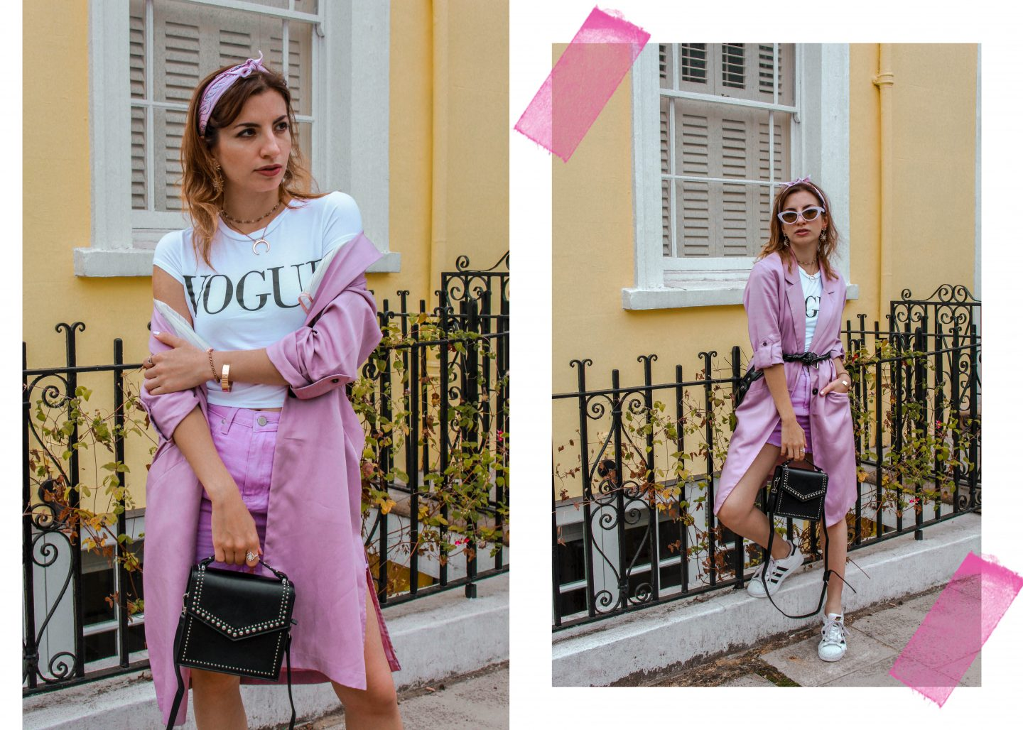 How to Wear the Lilac Trend