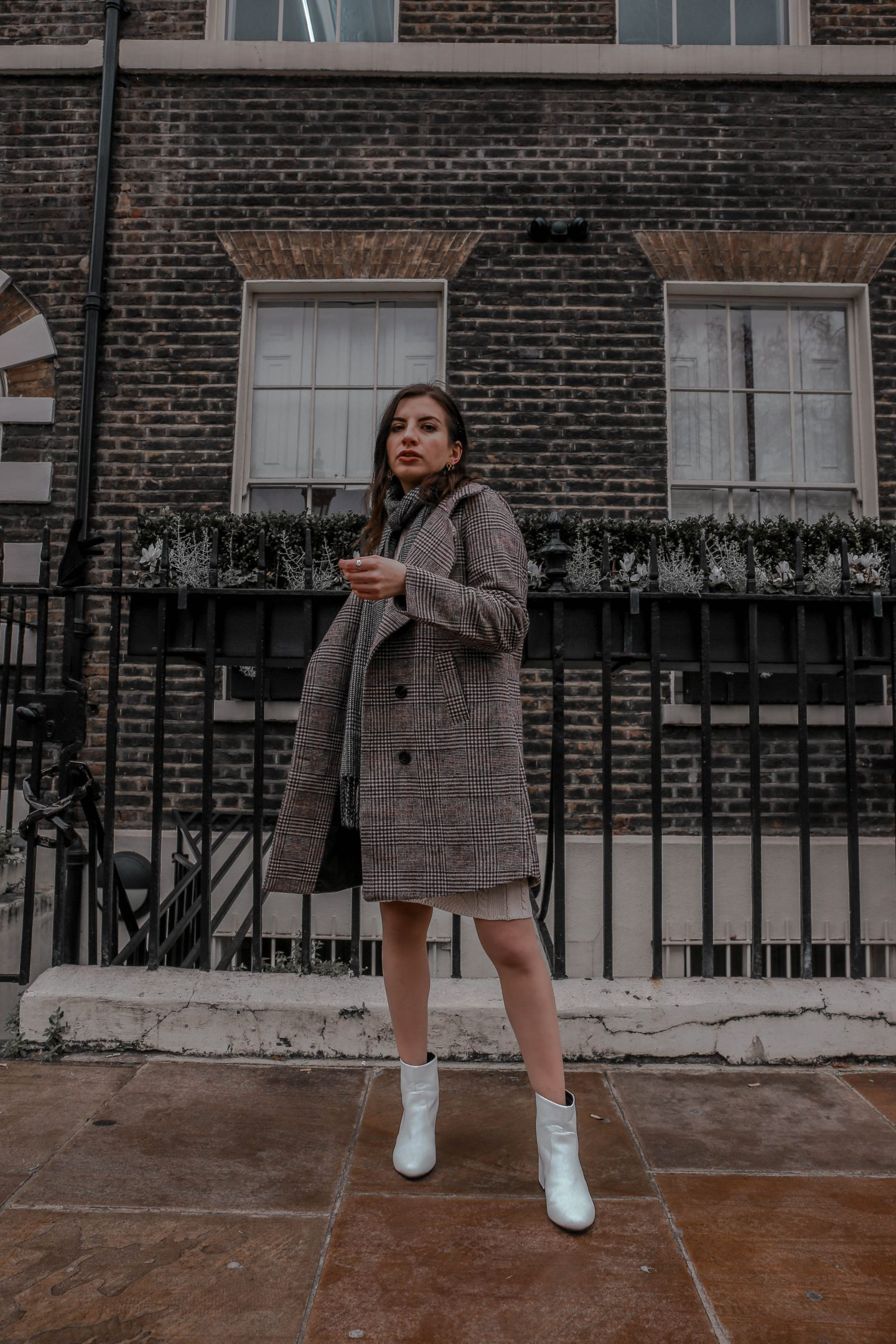 Two Coats to wear for Winter/Spring Transition