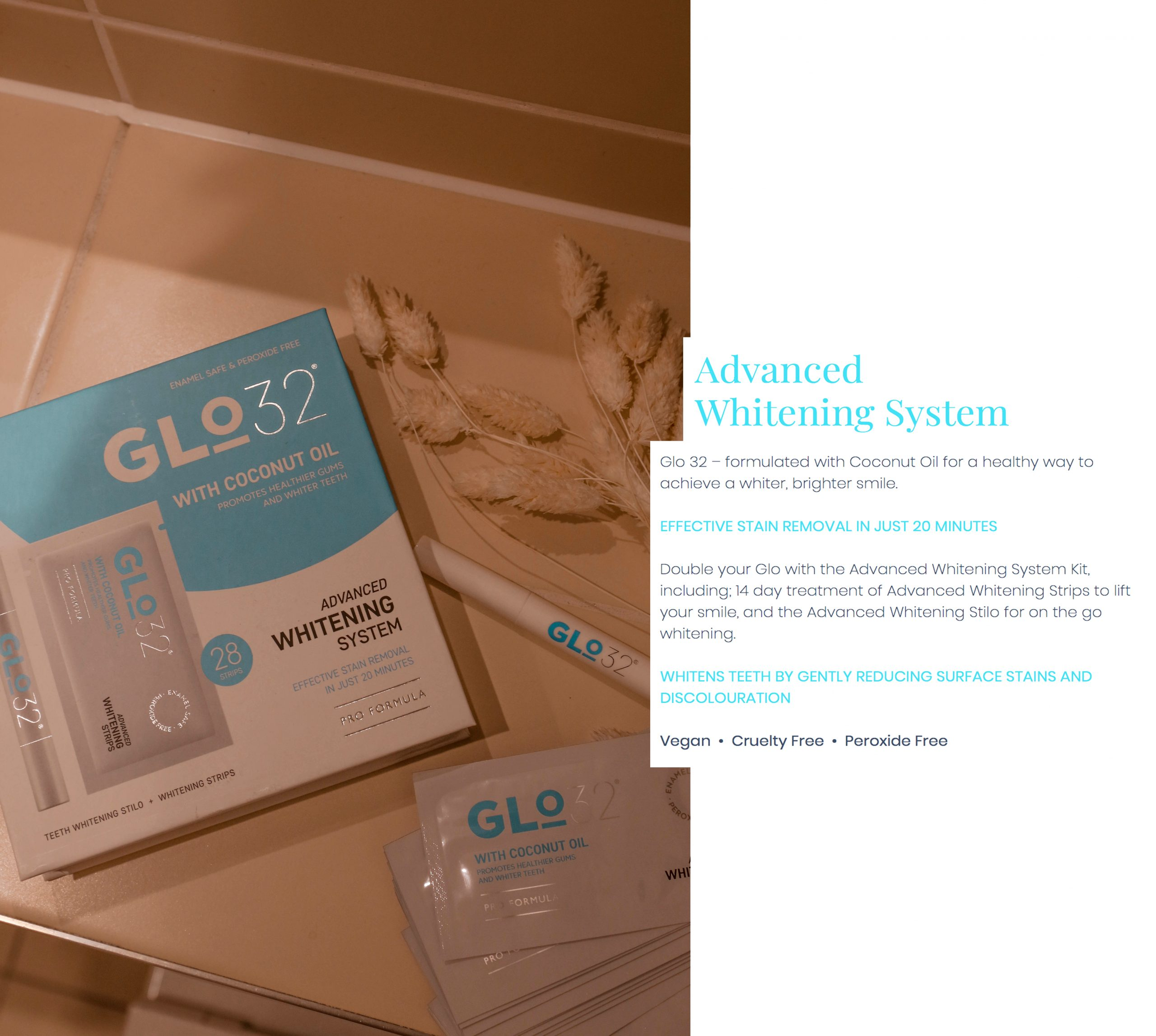 Review: Glo32 Whitening Kit