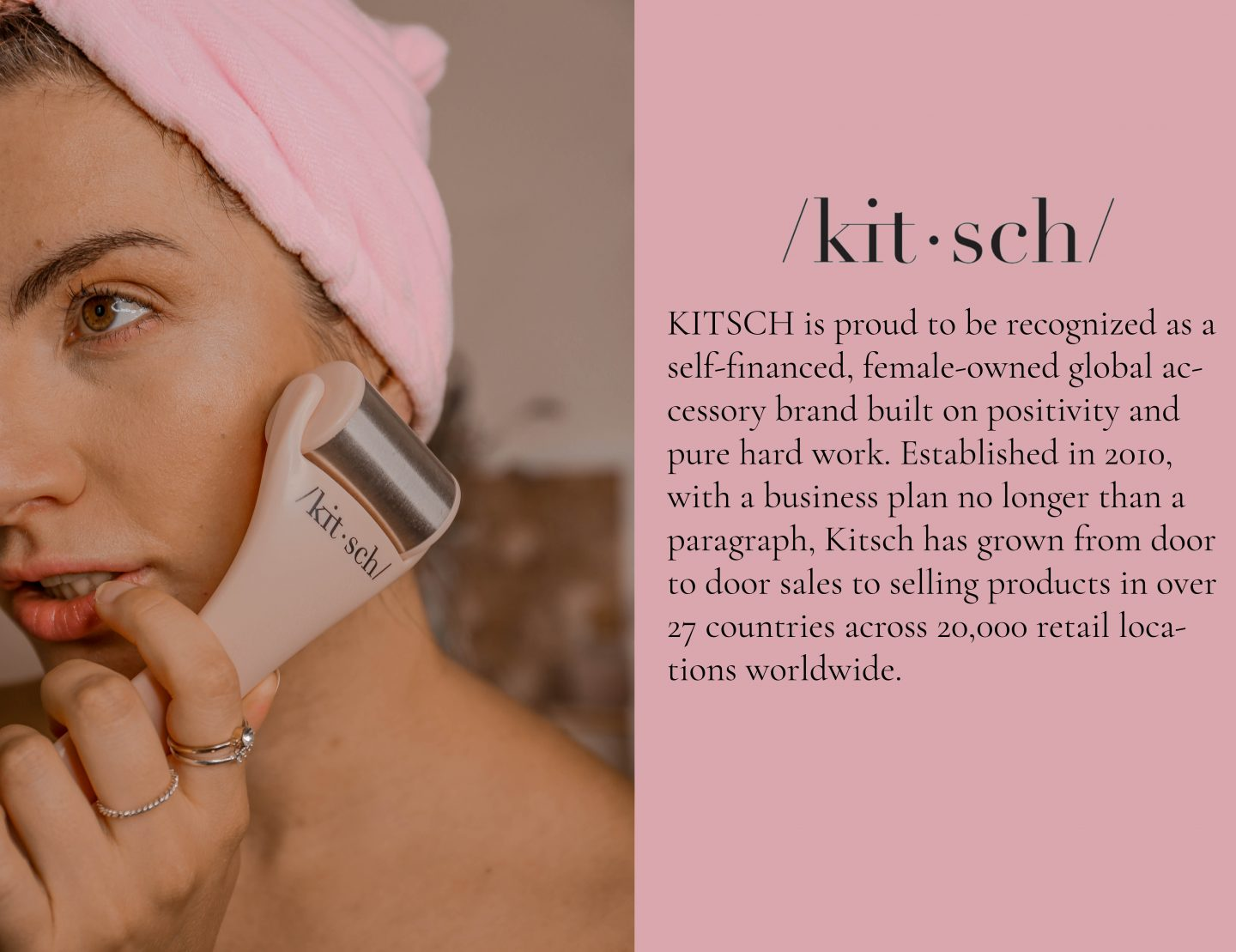 A little Self-Care with Kitsch