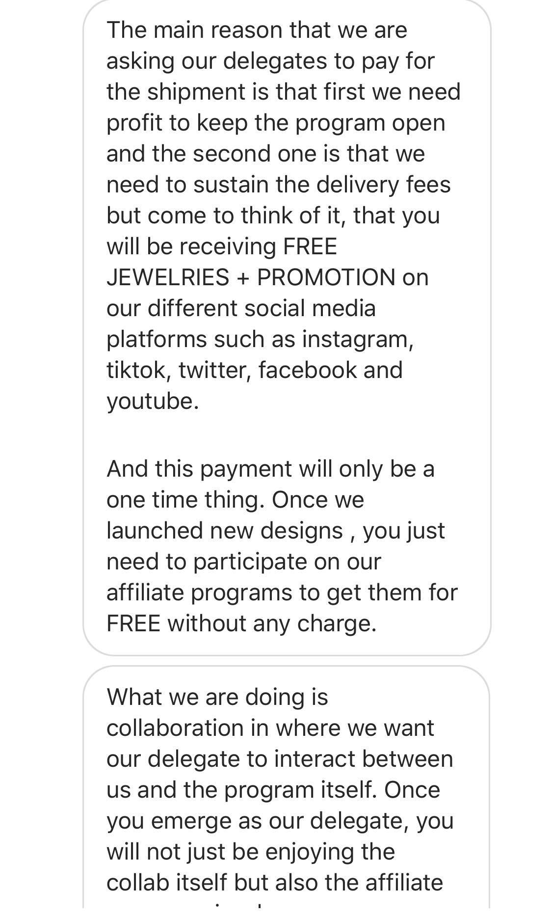 How to spot Scams Collaborations on Instagram