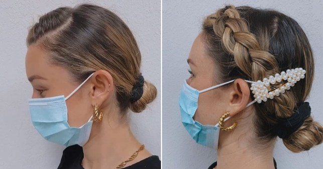 How to Wear your Face Mask in a Stylish Way